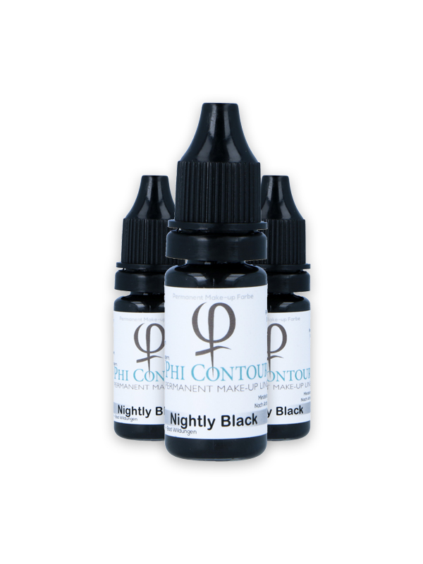 PhiContour Nightly Black 10 ML - Jurgita Jasiunaite