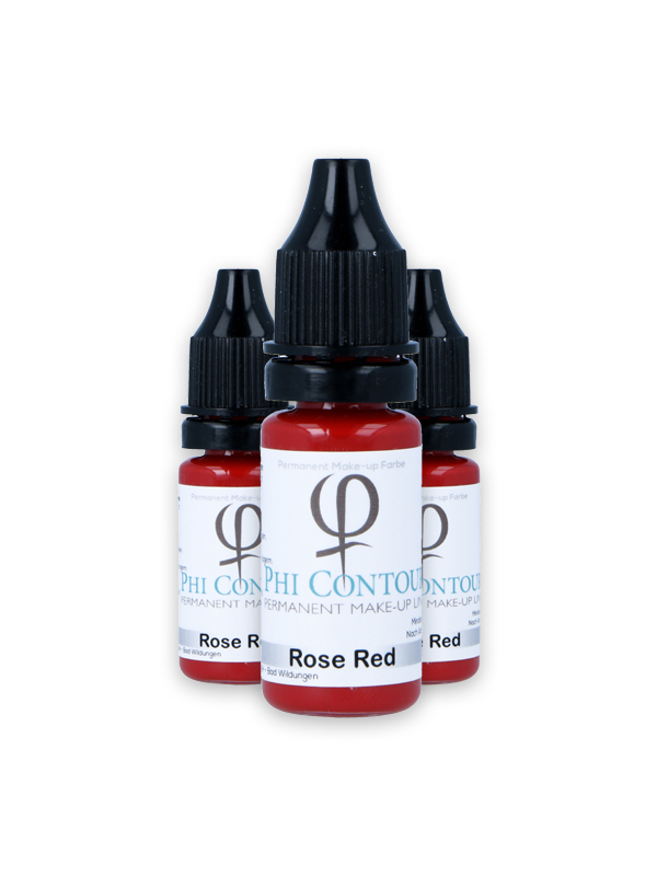 PhiContour Rose Red 10 Ml - Jurgita Jasiunaite