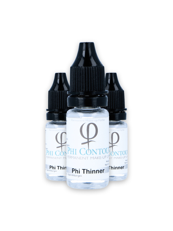 PhiContour Phi Thinner 10 ML - Jurgita Jasiunaite